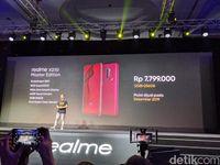 Resmi Dirilis, Ini Harga Realme X2 Pro di Indonesia