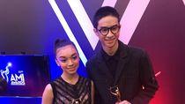 Kolaborasi Anak-Anak Terbaik, Naura dan Devano Menang AMI Awards 2019