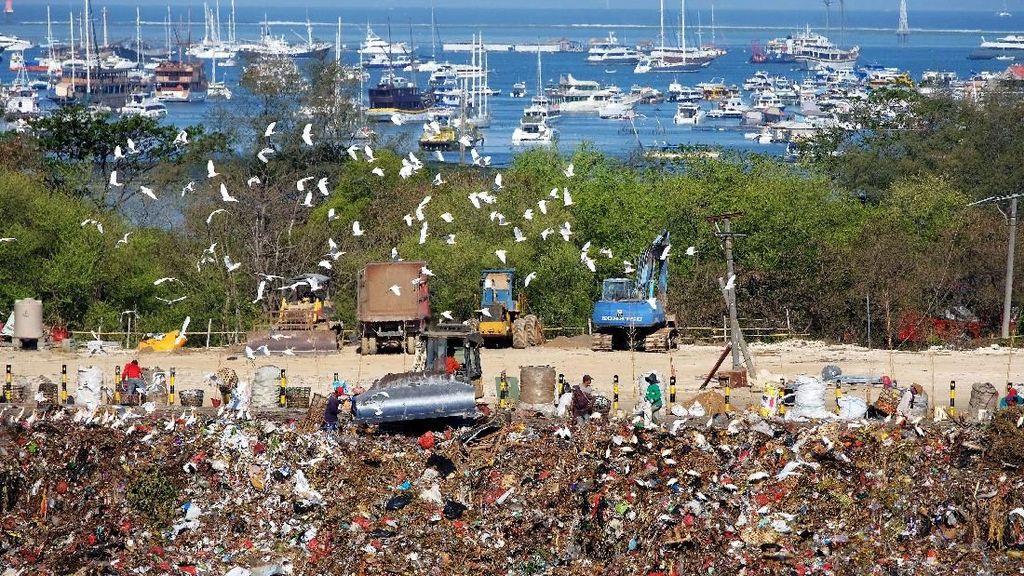 Ancaman Mengerikan Sampah Plastik di Pulau Dewata