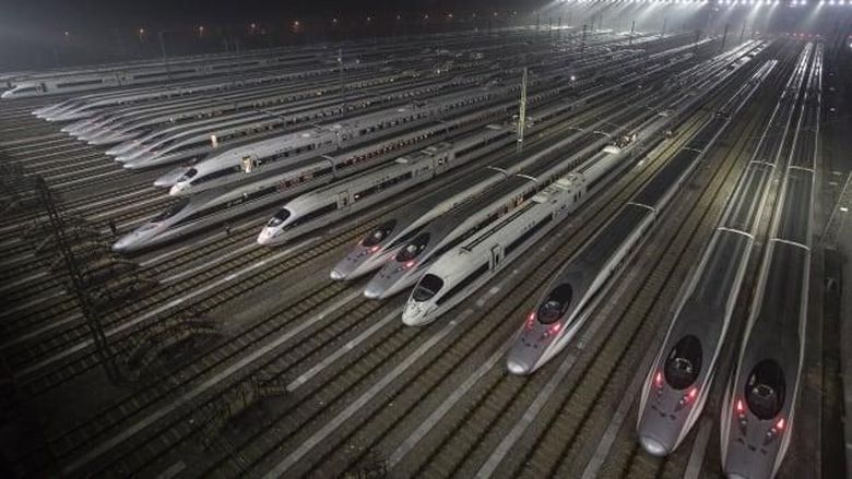 Shinkansen dan Kereta Cepat