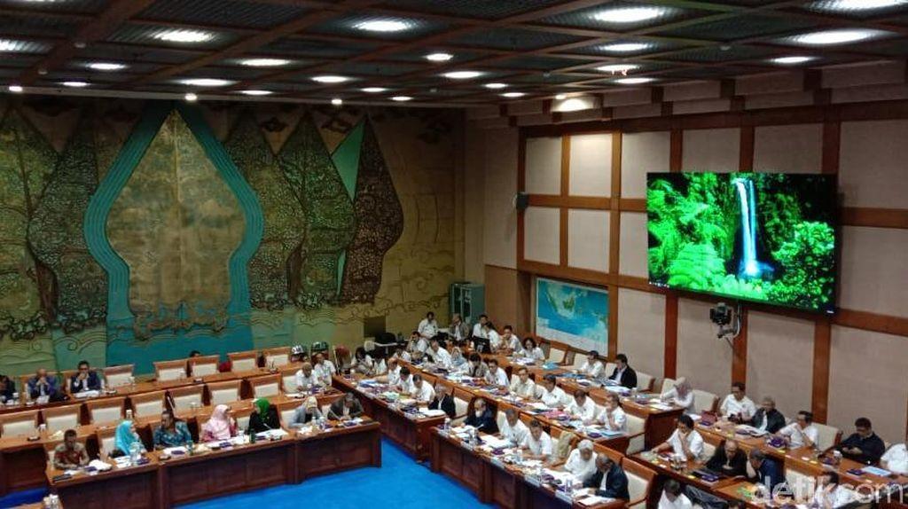 DPR Panggil Menteri ESDM Bahas Persiapan Energi Ibu Kota Baru