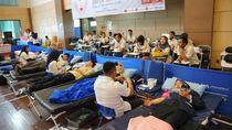 Rangkaian HUT Ke-39, Brantas Abipraya Gelar Donor Darah