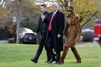 Donald Trump Dimakzulkan, Melania Trump Diserbu Kritikan di Twitter