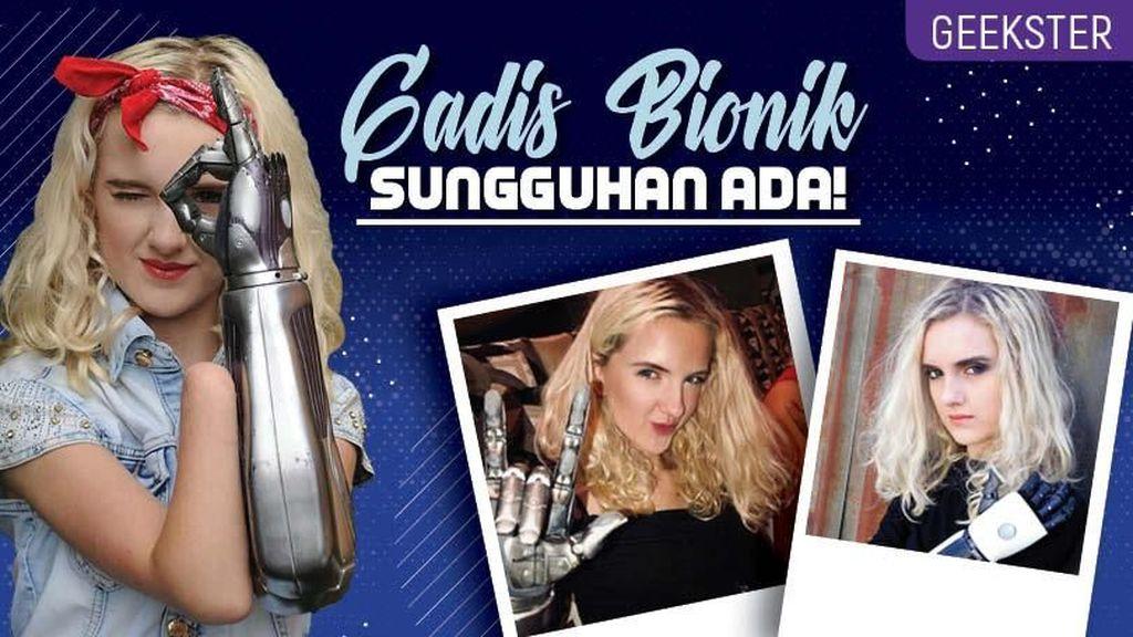 Jangan Lewatkan, Obrolan Spesial dengan Gadis Bionik
