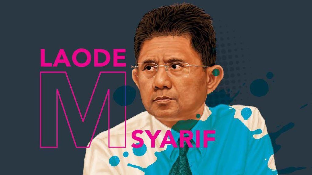 Laode M Syarif: Pencegahan dan Penindakan Korupsi Harus Sinkron