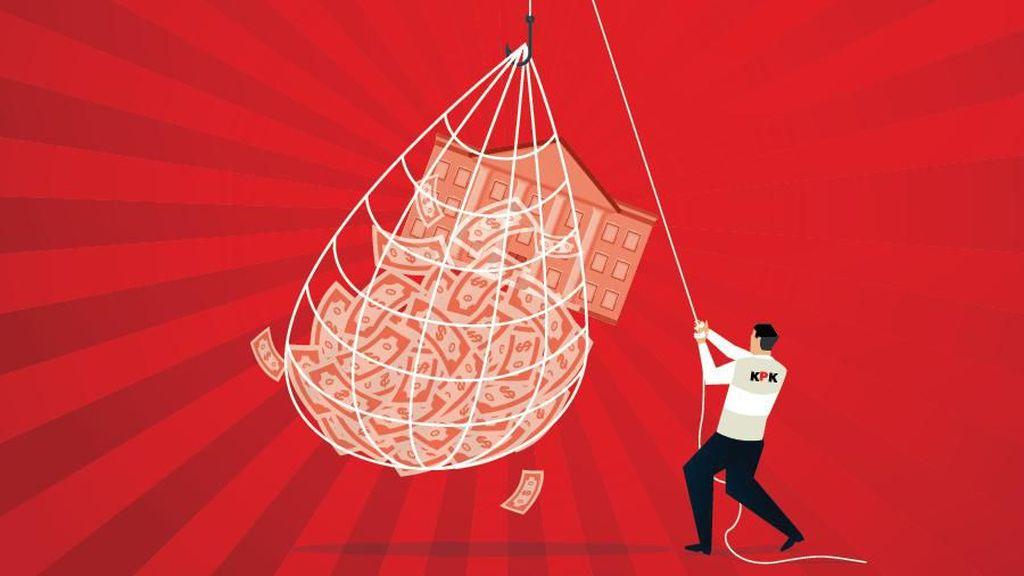 Di Luar OTT, Pencegahan KPK Berhasil Selamatkan Rp 28,7 Triliun