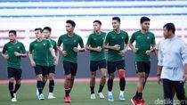 Video Kesiapan Timnas U-22 Sebelum Menghadapi Vietnam