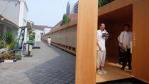 Unik! Galeri Nasional Indonesia Diubah di Pameran Arsitektur andramatin