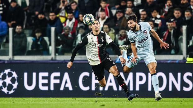 Cristiano Ronaldo dan Lionel Messi dominan dalam persaingan top skor Liga Champions.