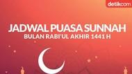 Jadwal Puasa Sunah Bulan Rabiul Akhir