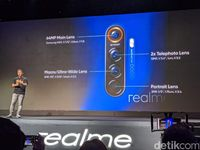 (HOLD) Resmi Dirilis, Ini Harga Realme X2 Pro di Indonesia