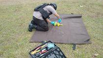 Diperiksa Gegana, Botol Berkabel di Tangerang Bukan Bom