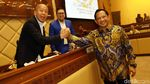 Tito Bahas Sasaran Strategis Kemendagri Bersama Komisi II