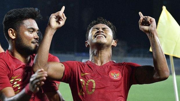 Indonesia melalui perjalanan yang lebih panjang dibandingkan Myanmar untuk sampai ke babak semifinal.