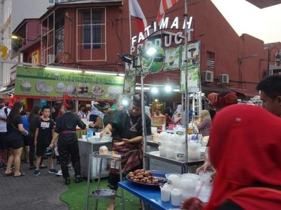 Jonker Night Market, Pasar Hits di Melaka