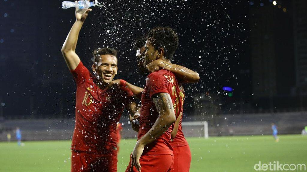 Head to Head Vietnam Vs Indonesia: Unggul tapi Mulai Kepayahan