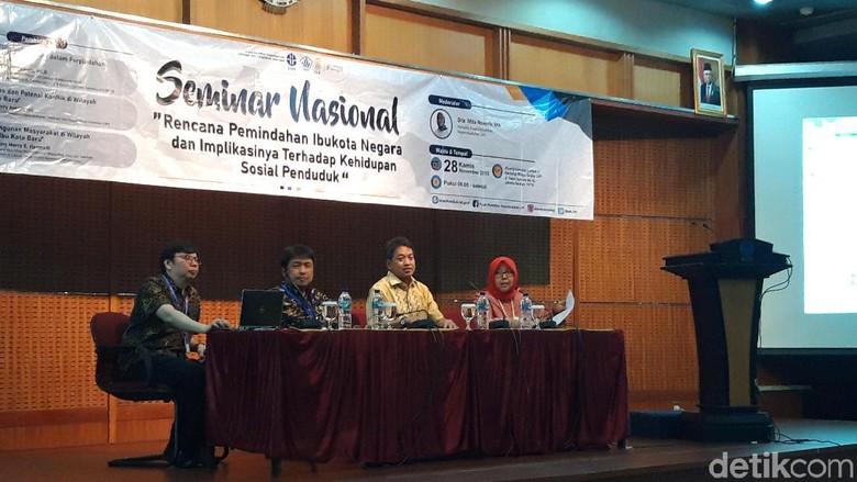 LIPI Usul Forum Lintas Etnis Cegah Potensi Konflik di Pemindahan Ibu Kota