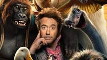Petualangan Robert Downey Jr ke Pulau Mistis Bersama Para Hewan di Dolittle