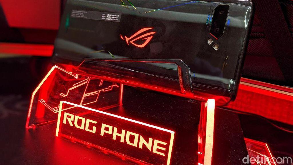 Jadwal Peluncuran Asus ROG Phone 3 Terungkap