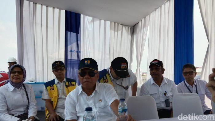 Menteri PUPR Basuki Hadimuljono/Foto: Anisa Indraini/detikcom