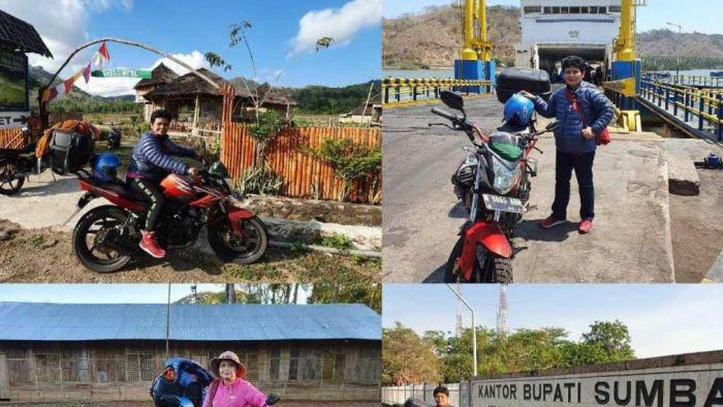 Lilik Indrijati Petualang Alam Asal Malang, Masih Naik Turun Gunung di Usia Paruh Baya