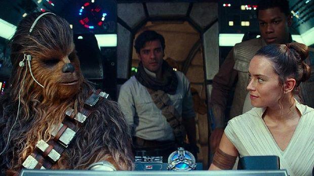 Star Wars: The Rise of Skywalker, Akhir Saga yang Penuh Dengan Kembang Api