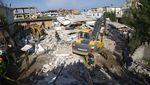 Evakuasi Korban Terus Berlangsung Dua Hari Usai Gempa di Albania