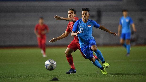 Timnas Indonesia U-23 belum kebobolan dalam dua pertandingan awal.
