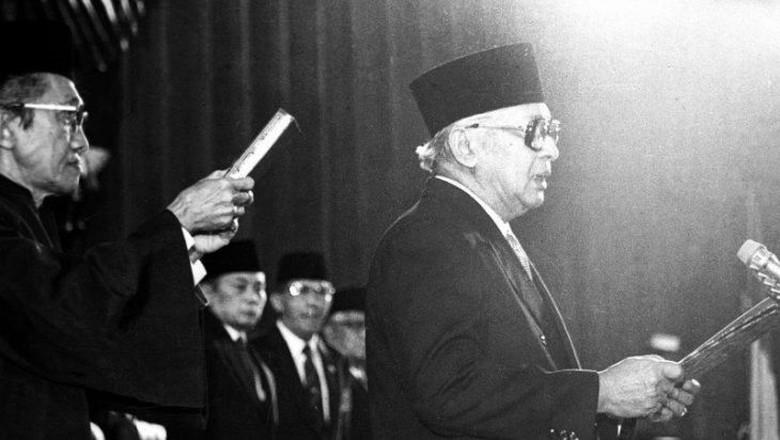 Kilas Balik Zaman Orba Saat Presiden Dipilih oleh MPR