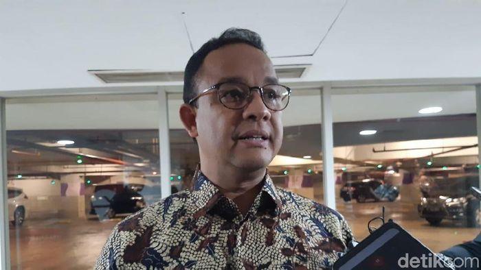 Gubernur DKI Jakarta Anies Baswedan/Foto: Achmad Dwi Afriyadi