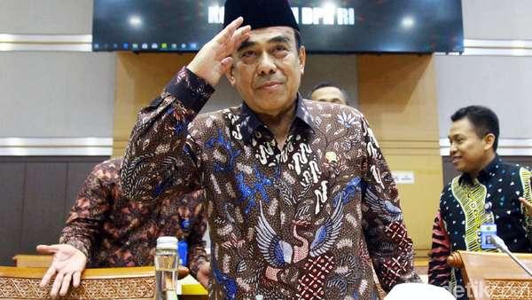 Menag Respons Tito soal SKT FPI: Kalau Ragu, Kita Coba Deal dengan Dia