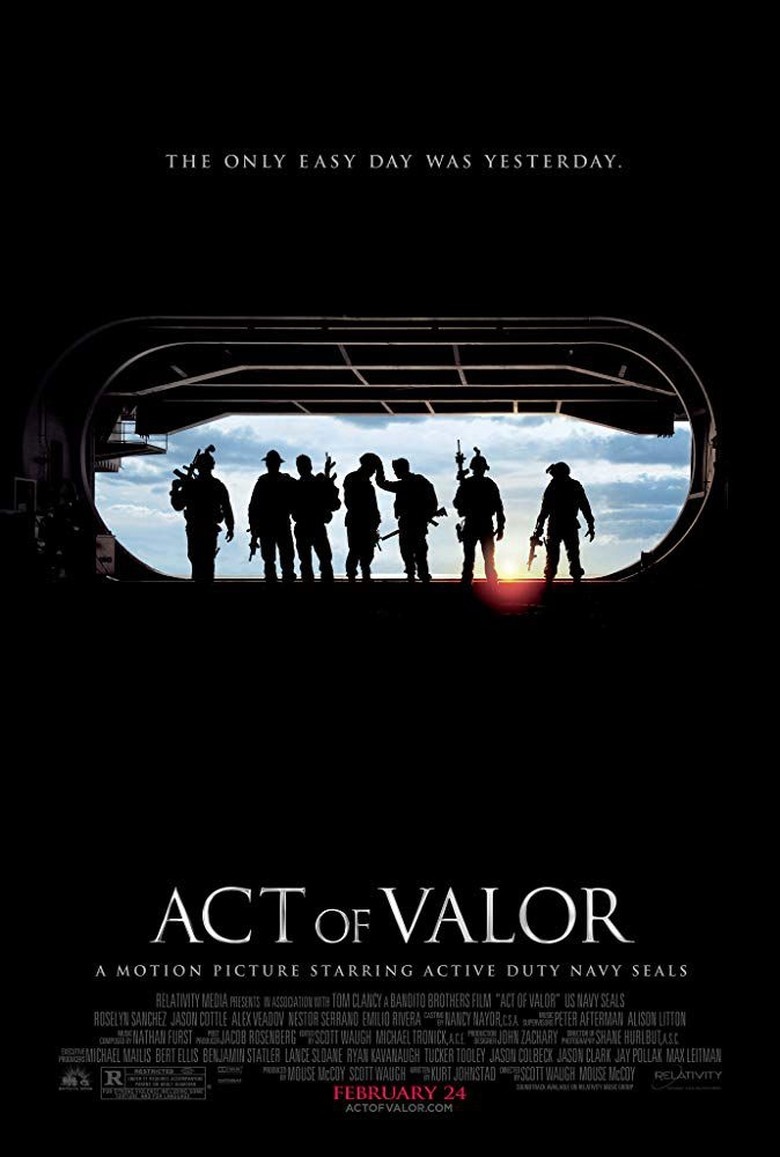 act of valor/Foto: IMDb