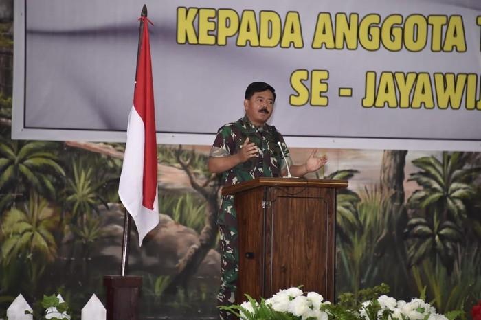 Panglima TNI Marsekal Hadi Tjahjanto (Dok. Aspri Panglima TNI)