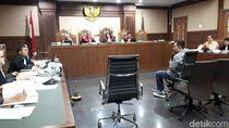 Cerita Eks Bupati Beri Uang Urus Sengketa Pilkada di MK ke Muhtar