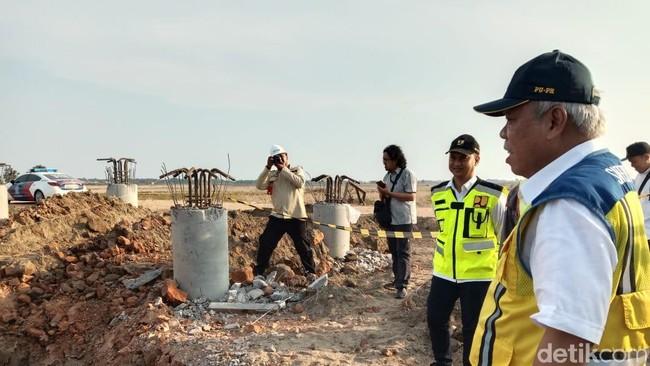 Kontraktor Proyek Jalan Pelabuhan Patimban Bikin Basuki Geram
