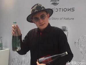 Karyanya Sudah Mendunia, Rinaldy Yunardi Tertantang Desain Botol Minum