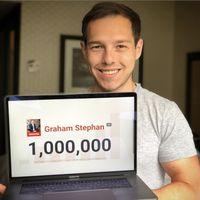 Kisah YouTuber Graham Stephan Hasilkan Rp 22 M dalam Setahun