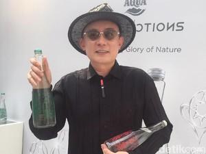Rinaldy Yunardi Terpilih untuk Desain Aqua Reflections Terbaru