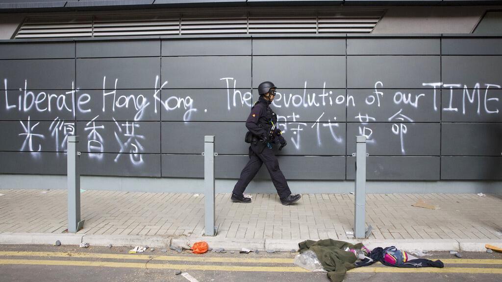 Polisi Temukan 2 Bom Rakitan di Sekolah Hong Kong, Berhasil Dijinakkan