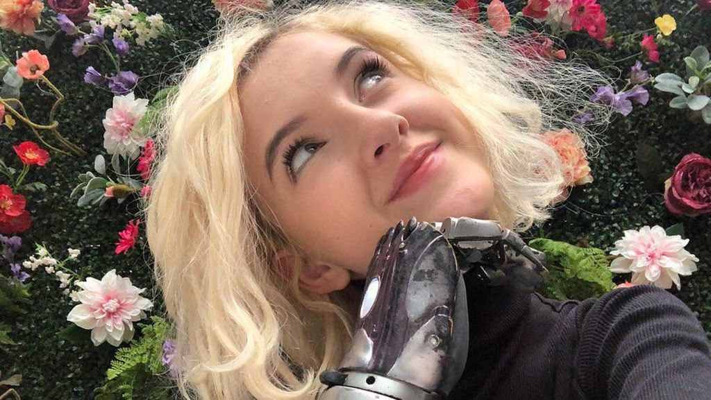 Cantiknya Tilly Lockey, Alita: Battle Angel di Dunia Nyata