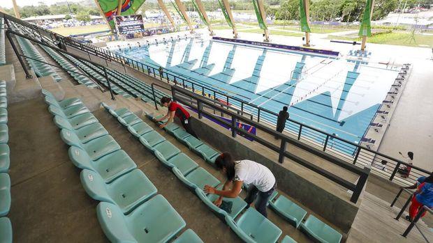 Banjir Kritik Sea Games 2019, Filipina: Kami Terima