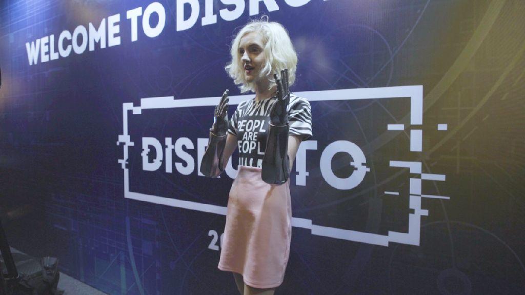 Alita: Battle Angel Tilly Lockey Ingin Industri Bionik Lebih Fashionable