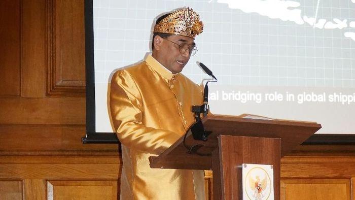 Foto: Menteri Perhubungan Budi Karya Sumadi (dok. Kemenhub)
