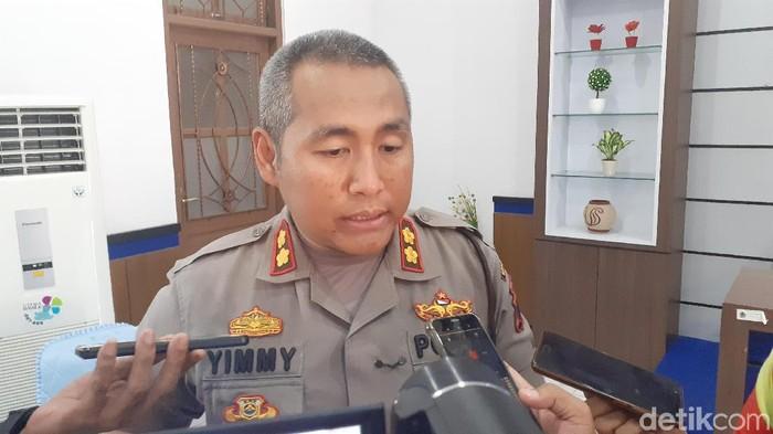 Kapolres Sragen AKBP Yimmy Kurniawan (Andika Tarmy/detikcom)