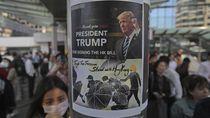 AS Dukung Demonstran Hong Kong, China Balas dengan Jatuhkan Sanksi