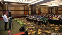 Bupati Anas Ajak Milenial Sokong Pembangunan Banyuwangi