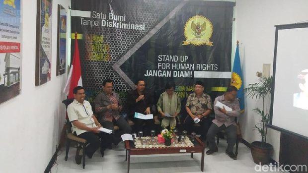 Diskusi di Komnas HAM