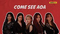 K-Talk Ep 15: Apa yang Berbeda dari Comeback Terbaru AOA?