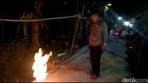 Warga Lamongan Dihebohkan Gas yang Bisa Menyala dari Pengeboran Sumur