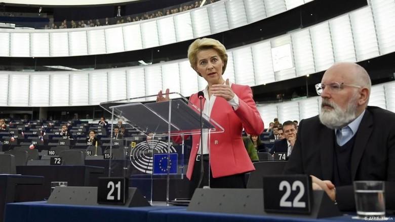 Ambisi Perlindungan Iklim Pemimpin Baru Uni Eropa, Ursula von der Leyen
